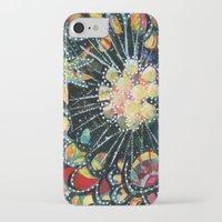 big bang iPhone & iPod Cases featuring Big Bang by Diane Sherman