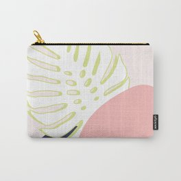 Spring Monstera #society6 #spring Carry-All Pouch
