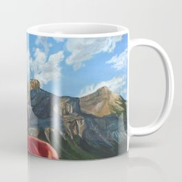 A Ravenous Fortification Coffee Mug