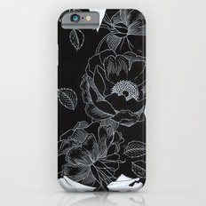 owl and poppies iPhone 6s Slim Case