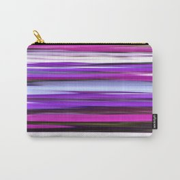 Purple blur Carry-All Pouch
