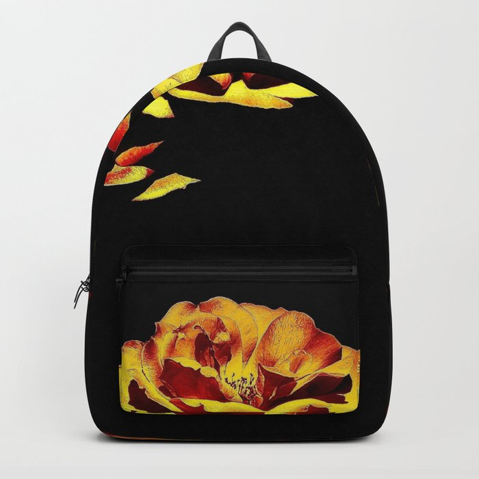 Dark Rose Tower, Broken Heart Backpack