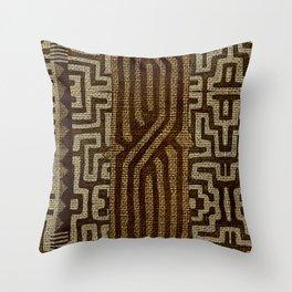 Bakuba Throw Pillow