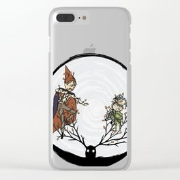Ensnared Clear iPhone Case