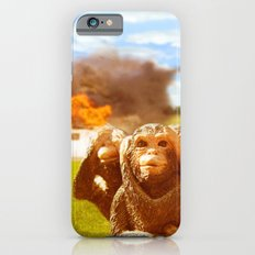 Monkeys Make Bad Pets. iPhone 6s Slim Case