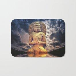 The Buddha Bath Mat