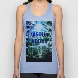 Absolut Vodka Unisex Tank Top