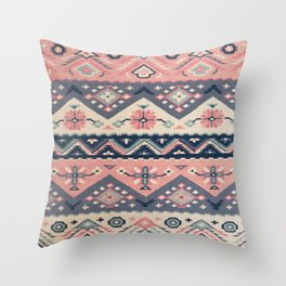-A23- Epic Anthropologie Traditional Moroccan Artwork. Throw Pillow