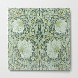 William Morris, Art nouveau pattern, beautiful art work, fabric pattern, belle époque,victorian,flor Metal Print