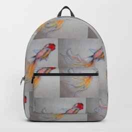 Goldfish Pond (close up #3) #society6 #decor #buyart Backpack