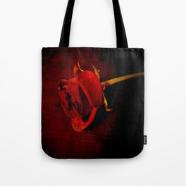 Rose #4 Tote Bag