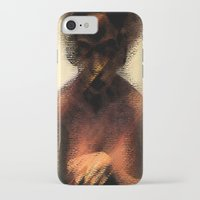 afro iPhone & iPod Cases featuring AFRO by Marian - Claudiu Bortan