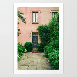 The Rectory Art Print