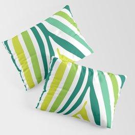 Zebra Print Pillow Sham