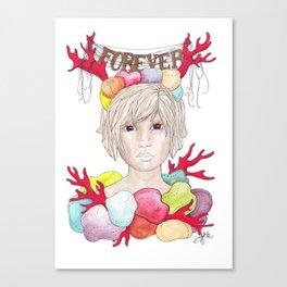 Cori Canvas Print