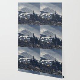 Mountain Sanctuary Wallpaper