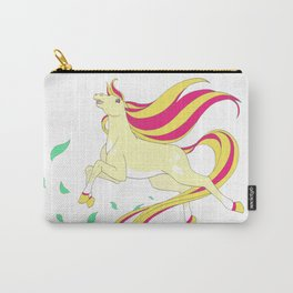Love the Yellow Carry-All Pouch