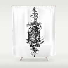 IN BLOOM #03 Shower Curtain