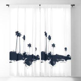 Palm 06 Blackout Curtain
