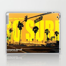 go surf Laptop & iPad Skin