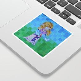 8bit Zelda Sticker