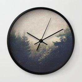 Never homeless Wall Clock