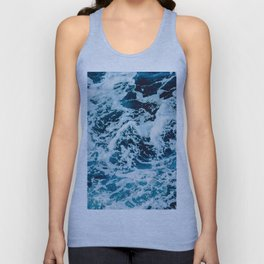 Lovely Seas Unisex Tank Top
