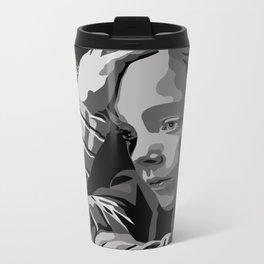 """God bless the child"" 102 Metal Travel Mug"