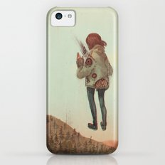 Overcoming Obstacles iPhone 5c Slim Case