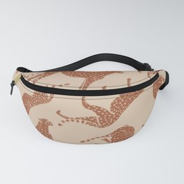 Cheetah animal print pattern Fanny Pack