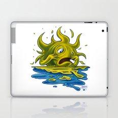 Scared Sunset Laptop & iPad Skin