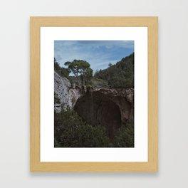 Tanto State Park Framed Art Print