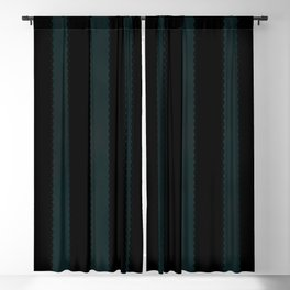 Gothic Stripes IV Blackout Curtain