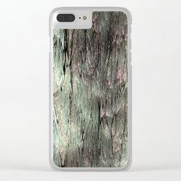 Grannys Hut - Structure 3B Clear iPhone Case