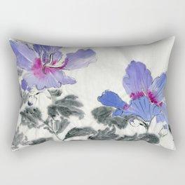 My Blue Heaven Rectangular Pillow