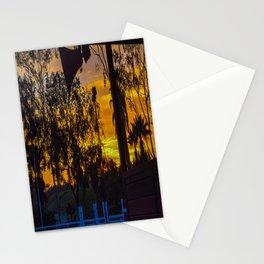 Surf City Equestrian Sundown Stationery Cards
