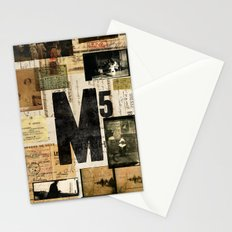 M5 Collection Stationery Cards