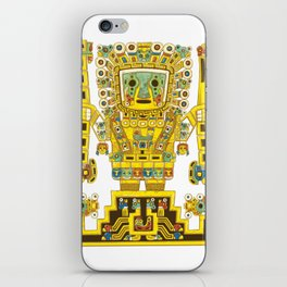 Viracocha Color iPhone Skin