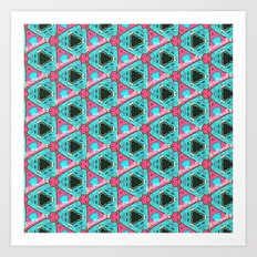 jfivetwenty tessellation  Art Print