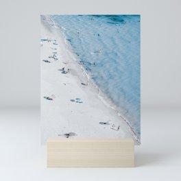 Beach Life 3 Mini Art Print