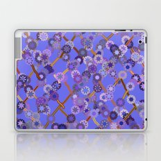 Dusky Blossoms Laptop & iPad Skin