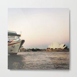 The Quay before dusk Metal Print