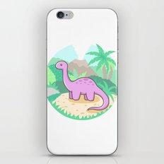 Baby Dino iPhone & iPod Skin