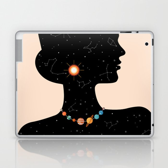 Miss Universe Laptop & iPad Skin