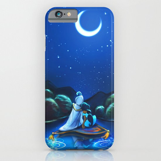 A Wondrous Place iPhone & iPod Case