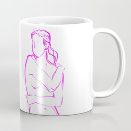 naked 11 Coffee Mug