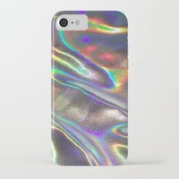 hologram iPhone & iPod Cases featuring Hologram by Claudia