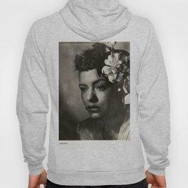 Billie Holiday, 1940's Portrait Hoody