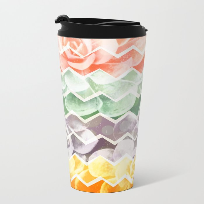 Desert Dreams Metal Travel Mug