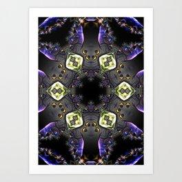 Otherworld V1 15 Art Print